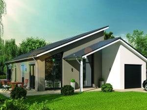 Der Bungalow ist wieder da Fotos: Hebel Haus/txn-p