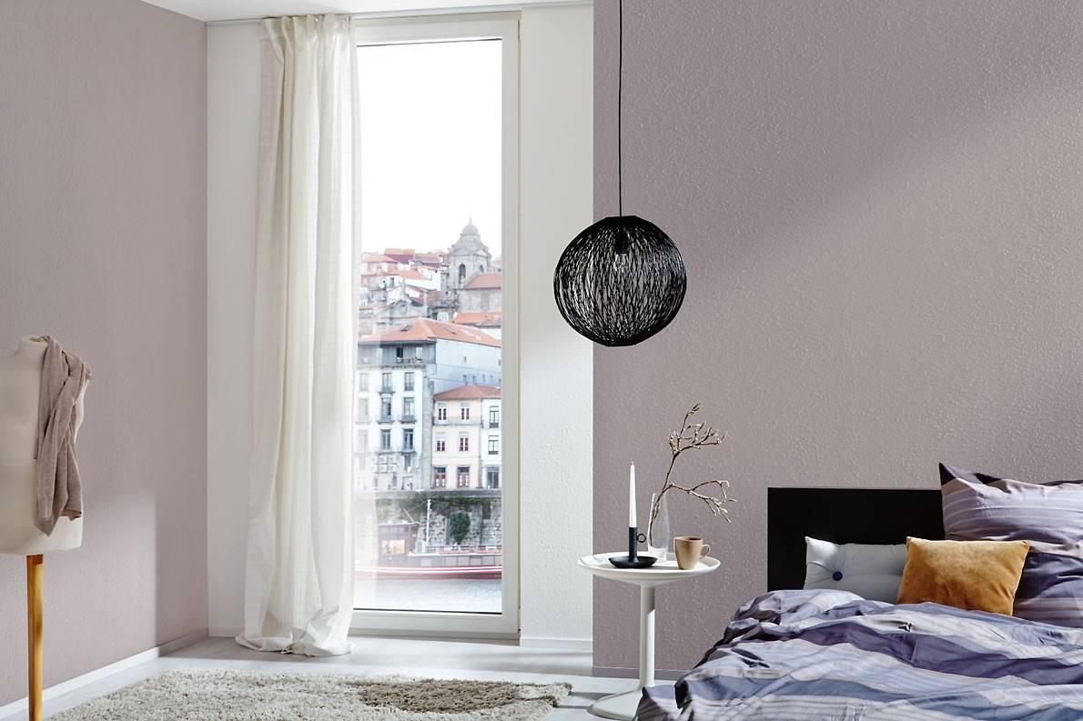 Renovierfarbe erhält alte strukturen und bringt neue frische an ...