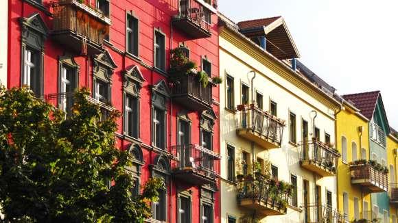 Hausfassade von Rainer Sturm / pixelio.de
