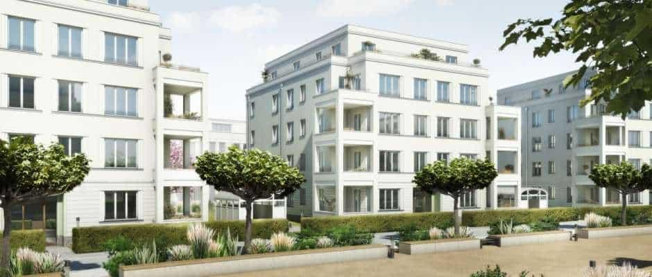 Wohnquartier Cedelia - Berlin-Zehlendorf (c) HTP