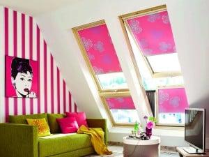 Die großzügige Fensterfläche sorgt für viel Licht und weiten Blick vom Boden bis fast zur Decke. Foto: Velux Deutschland GmbH/akz-o