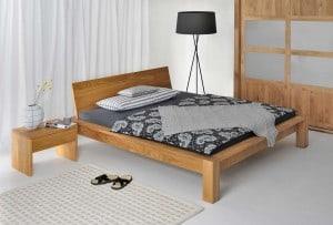 Auch Massivholz ist im deutschen Schlafzimmer ein beliebtes Material. Foto: VDM/Taurus