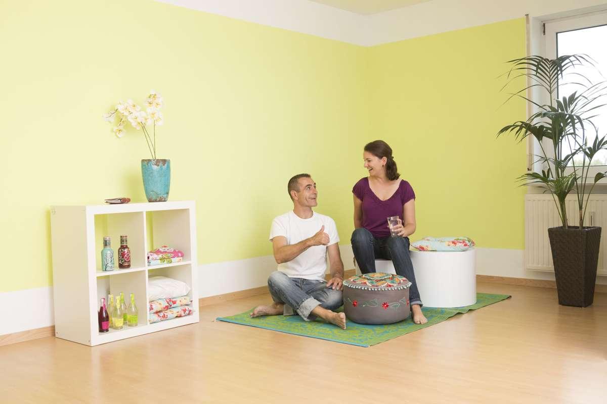 frische farben f r die w nde jetzt auf immobilien und. Black Bedroom Furniture Sets. Home Design Ideas