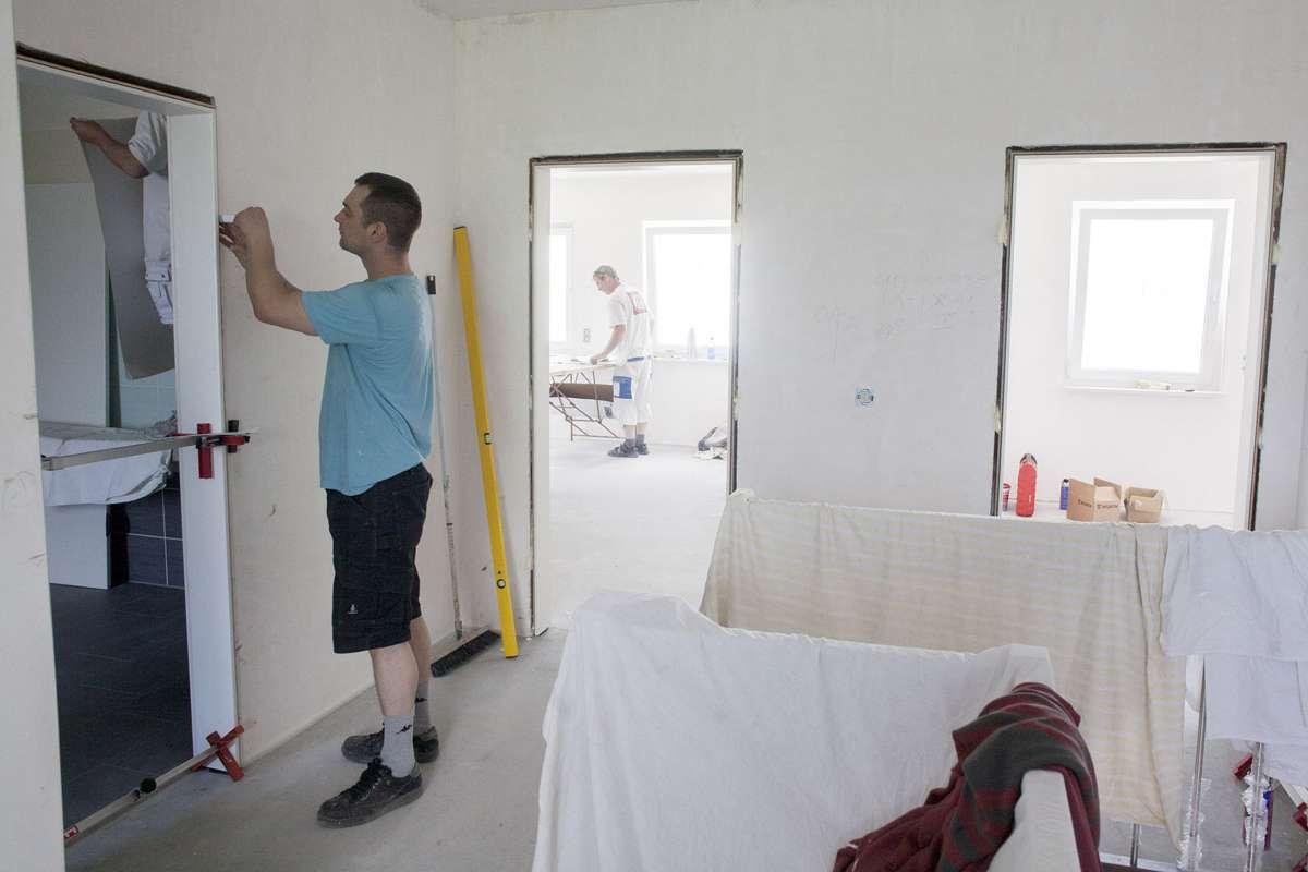 augenma bei den eigenleistungen jetzt auf immobilien und hausbau. Black Bedroom Furniture Sets. Home Design Ideas
