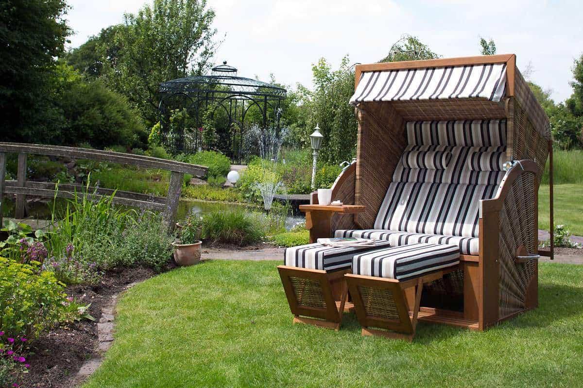 strandkorb wohnen wie an nord und ostsee jetzt auf. Black Bedroom Furniture Sets. Home Design Ideas