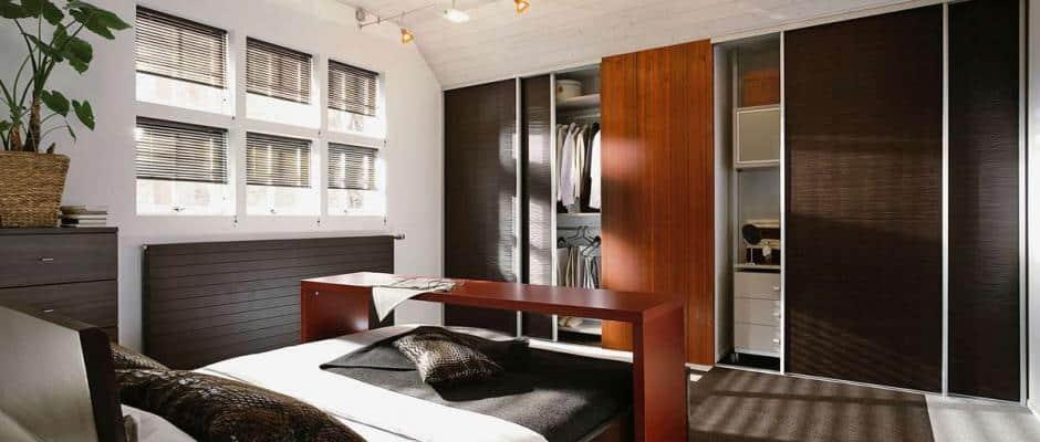Die Einrichtung und die verwendeten Materialien im Schlafzimmer haben großen Einfluss auf die Schlafqualität. Foto: djd/TopaTeam/Raumplus