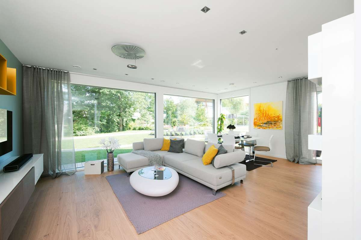 Weber Haus - Plus-Energie-Häuser setzen auf intelligente ...