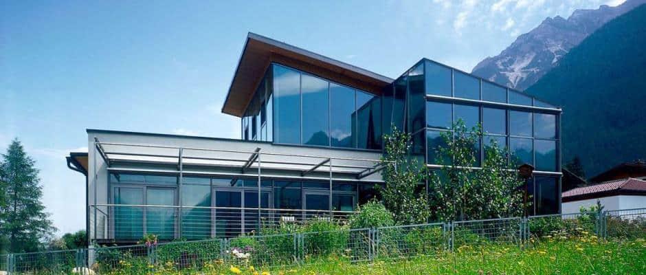 Neue Fenster und Türen werden gefördert. Foto: VFF/Interpane