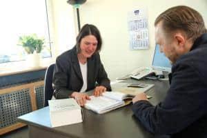 Der Interessenverband Mieterschutz e.V. bietet Rat und Hilfe, wenn es zu Problemen mit dem Vermieter kommt. Foto: djd/Interessenverband Mieterschutz e.V.