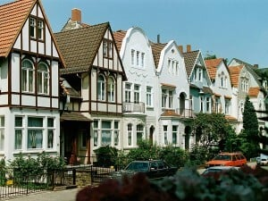 Bremer Häuser Quelle: LBS