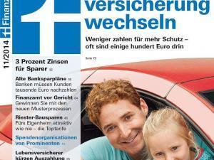 Riester-Bausparverträge in Finanztest 11-2014 Quelle: Stiftung Warentest