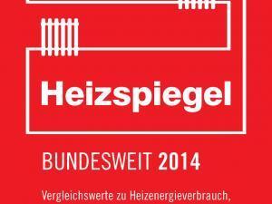 Heizspiegel Bund 2014 Abrechnungsjahr 2013 Quelle: CO2online