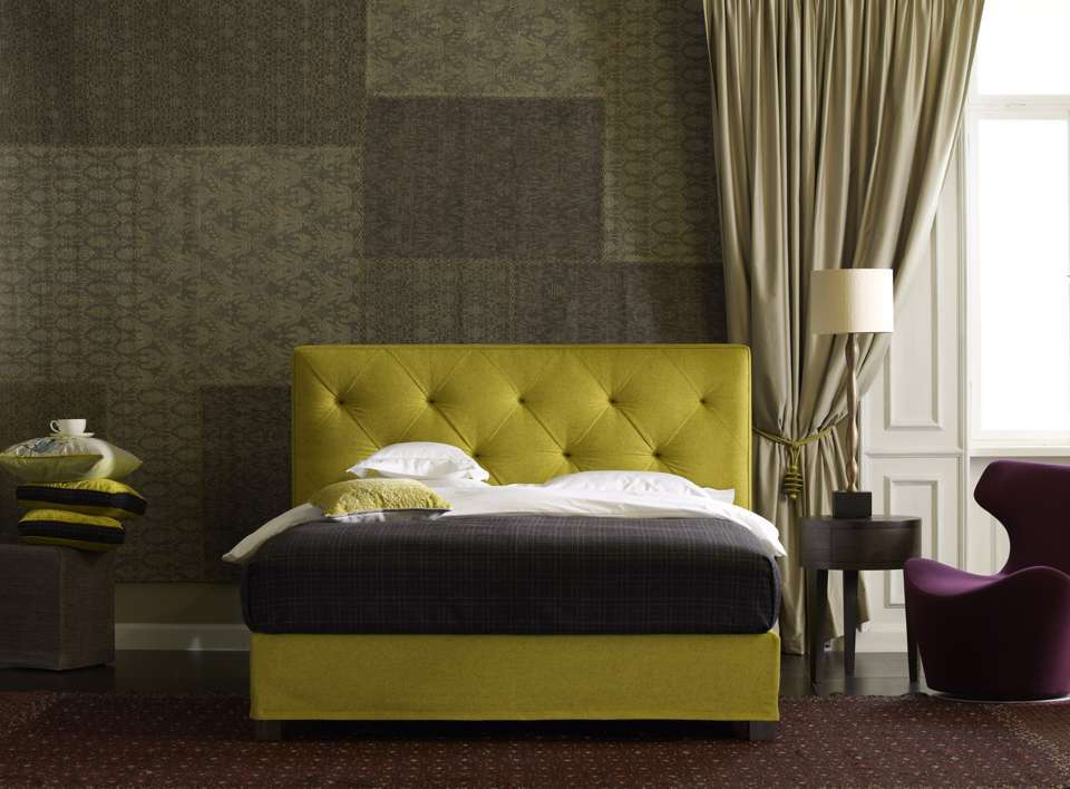 boxspring betten bieten den ganz besonderen liegekomfort. Black Bedroom Furniture Sets. Home Design Ideas