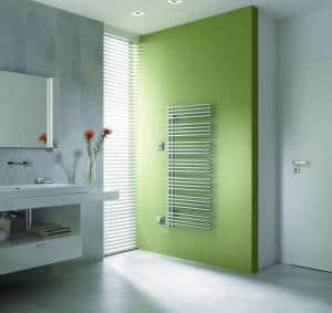 Neben der Warmwasserausführung ist Diveo auch mit den neuen Kermi-Elektrolösungen erhältlich. Foto: Kermi GmbH/akz-o