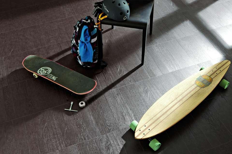 neuartiger wohngesunder boden aus 100 prozent natur. Black Bedroom Furniture Sets. Home Design Ideas