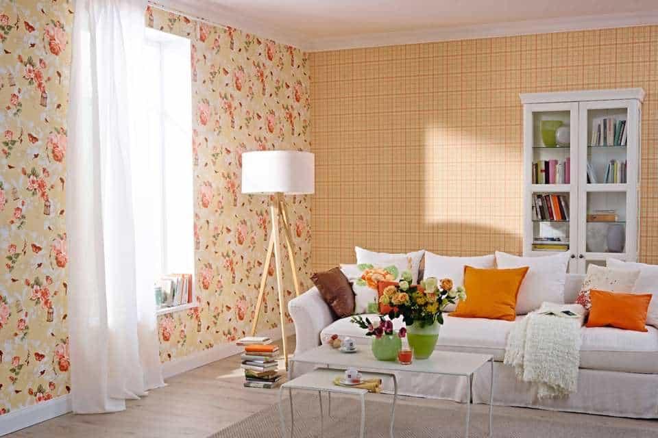 wohnzimmer boden trend:Warme Farben und vielfältige, grafische Muster prägen die aktuellen  ~ wohnzimmer boden trend