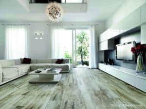 Ideale Kombination: Fliese und Fußbodenheizung Foto: IV-Klingenberg/akz-o