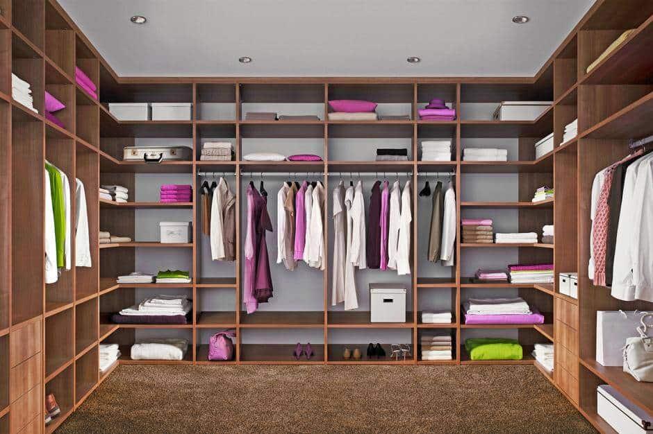Ein begehbarer kleiderschrank sollte individuell geplant for Kleiderschrank individuell