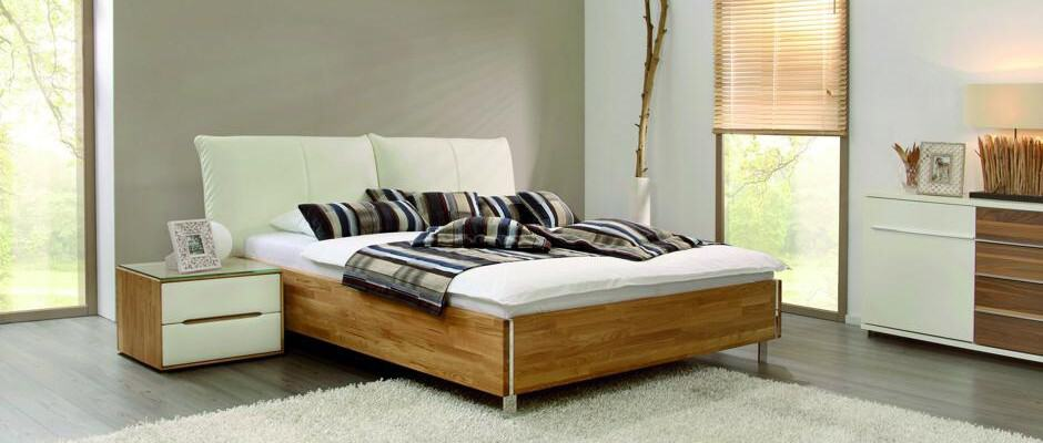 boxspring betten noch besser schlafen dank massivholz jetzt auf immobilien und hausbau. Black Bedroom Furniture Sets. Home Design Ideas