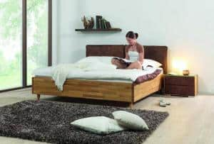 Royal Oak jedes Bett ein Unikat Foto: Ada Qualitätsmöbel/akz-o