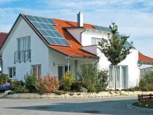 Neubauten müssen spätestens ab 2021 im Niedrigstenergiestandard mit einem Energieverbrauch nahe Null errichtet werden.