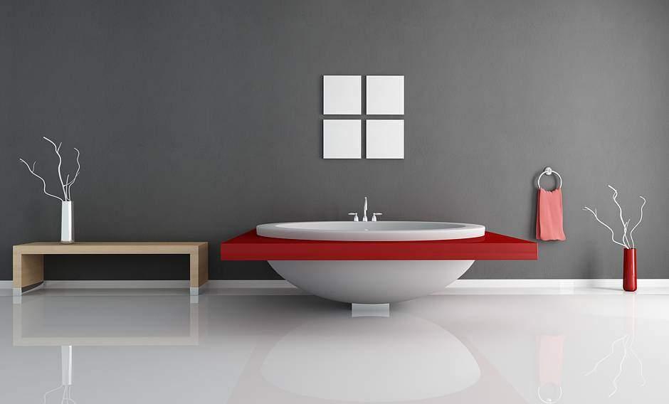 komfortable badezimmereinrichtungen zum wohlf hlen jetzt auf immobilien und hausbau. Black Bedroom Furniture Sets. Home Design Ideas