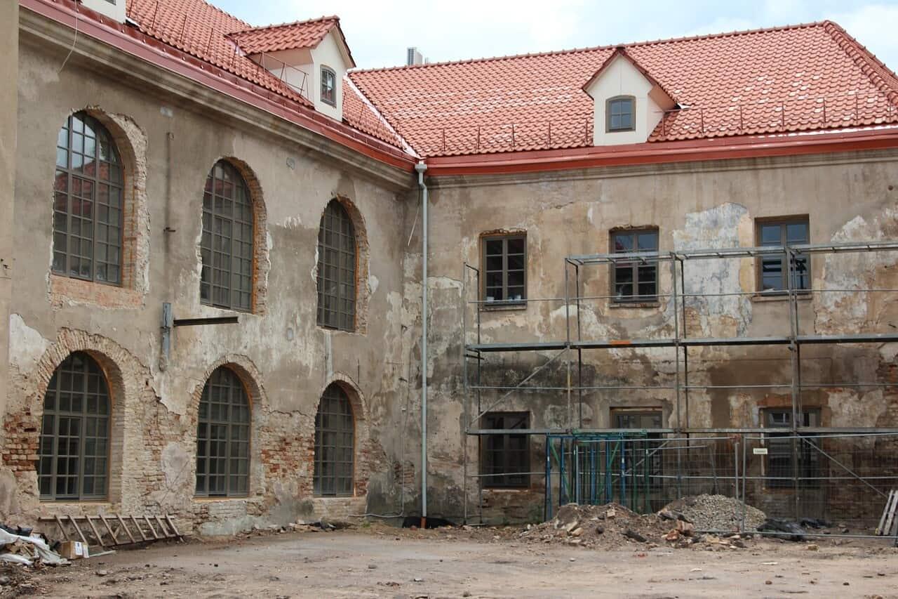 Ein altes Haus kernsanieren