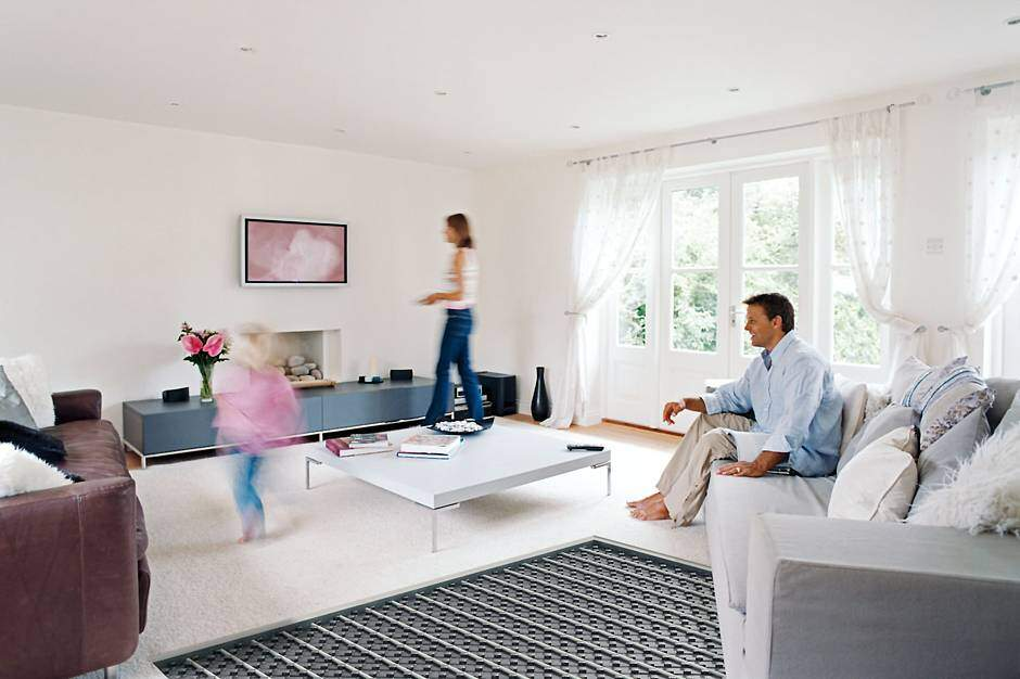 energieeffiziente fu bodenheizungen lassen sich auch im. Black Bedroom Furniture Sets. Home Design Ideas