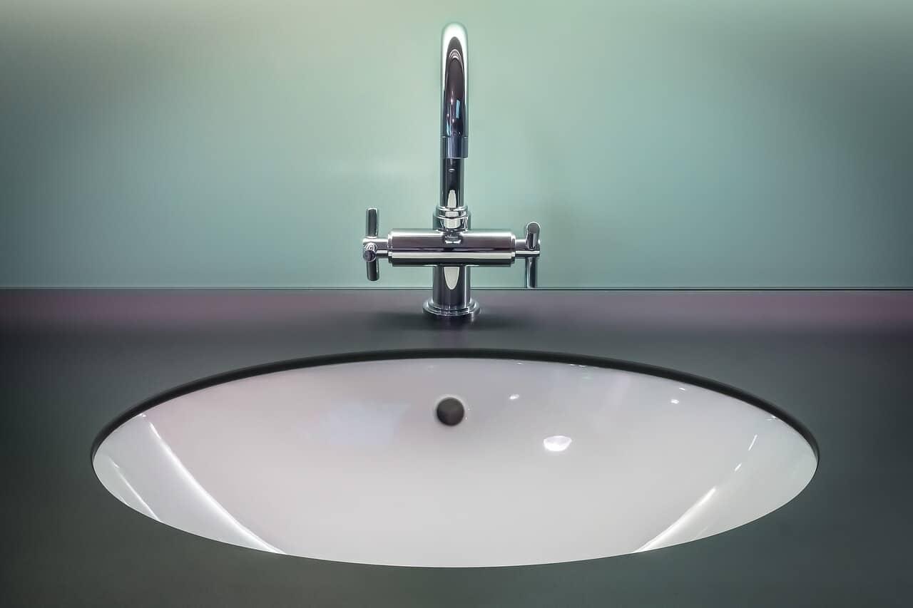 Machen Sie Ihr Waschbecken zum Blickfang im Badezimmer