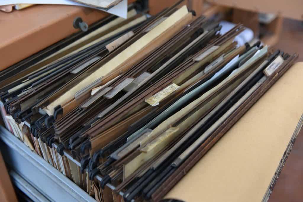 Unnötige Dokumente gilt es im modernen Büro zu vermeiden