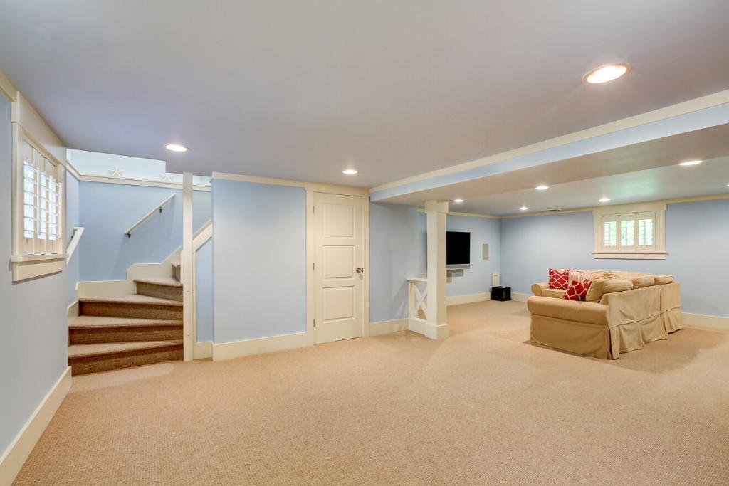 Mit Trockenbau lassen sich die Innenräume gestalten
