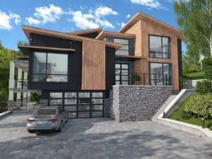 Der 3d-Hausplaner von cedreo macht Hausbauwünsche wahr