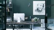 Gestaltungsideen für Bürowände - ein Büro perfekt gestaltet