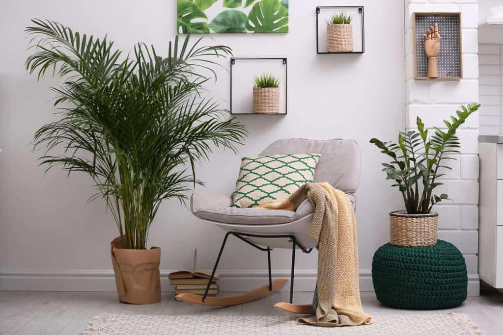 Dekoration für das Wohnzimmer