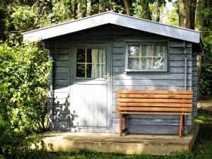 Das perfekte Gartenhaus für Ihre Zwecke finden