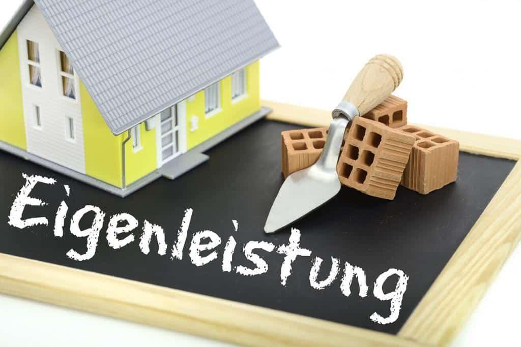Hausbau in Eigenleistung